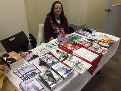 Author Fair 2015